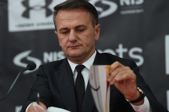 Mekintajer odstranjen iz tima KK Partizan, a Mijailović na to kaže: Stručni štab ima ODREŠENE RUKE da skloni koga hoće iz ekipe