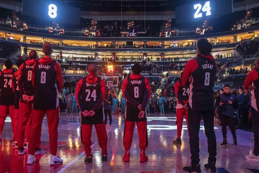 Władze NBA w obliczu tragicznej śmierci gwiazdy ligi Kobego Bryanta (42 l.) zmieniły formułę lutowego Meczu Gwiazd.