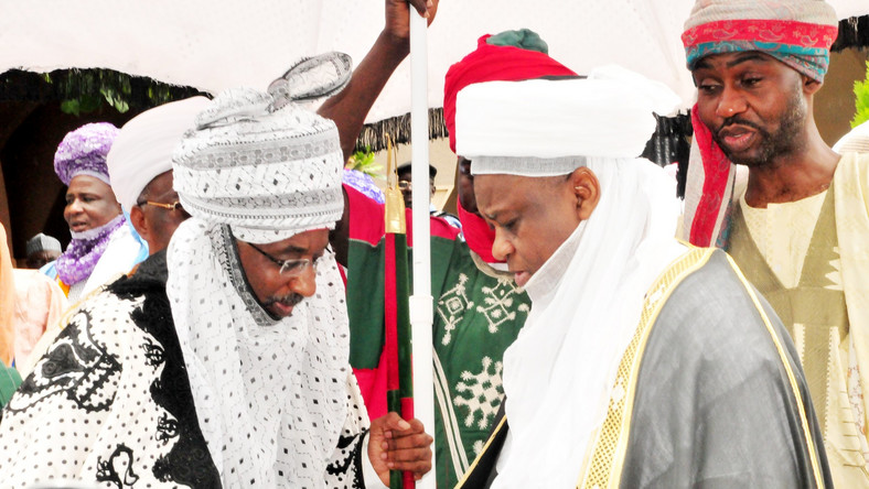 Sultan of Sokoto, Emir of Kano preach peace among Muslims. [marketdigestng]