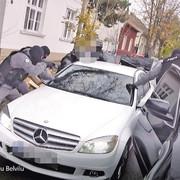 Hapšenje saizvršilaca zločina