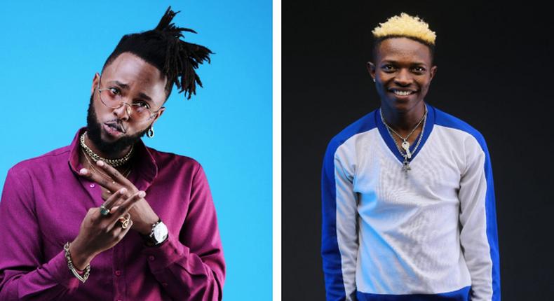 Kagwe Mungai and Mr Seed team up for brand new hit'Ogopa Mungu'