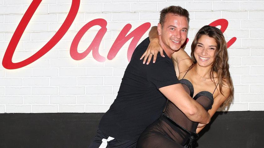 """Radek Liszewski i Lenka Klimentowa to jedna z par XII edycji """"Dancing with the Stars. Taniec z Gwiazdami"""""""