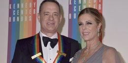 Jak się czuje Tom Hanks z żoną? Głos zabrał ich syn
