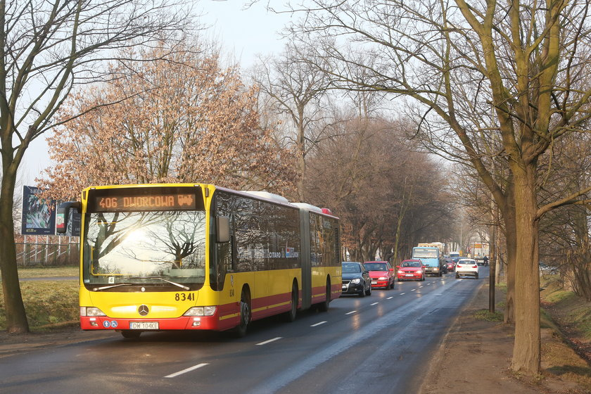 We Wrocławiu ma powstać metrobus na Nowy Dwór