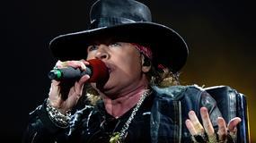 Guns N' Roses zatrzymani na granicy za posiadanie broni