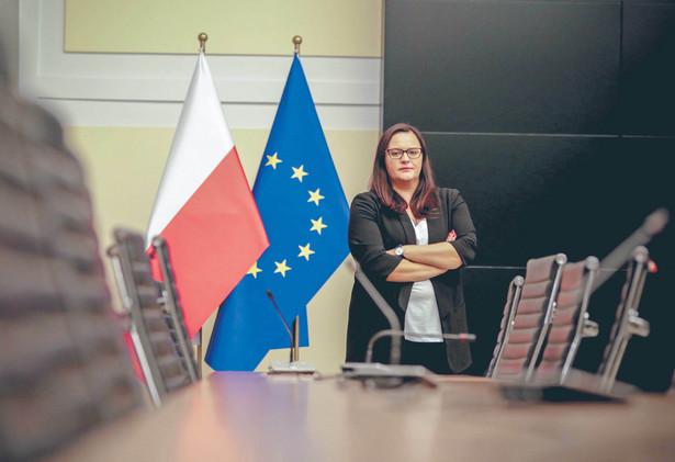 Małgorzata Jarosińska-Jedynak, dotychczas podsekretarz stanu w Ministerstwie Inwestycji i Rozwoju, pokieruje nowym ministerstwem