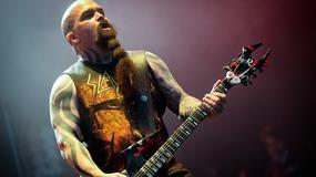 Gitarzysta Slayera nie może przestać pracować