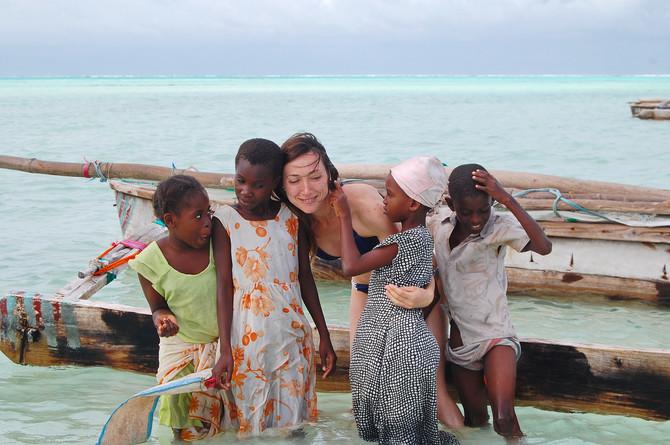 OTVARANJE ja2, Zanzibar