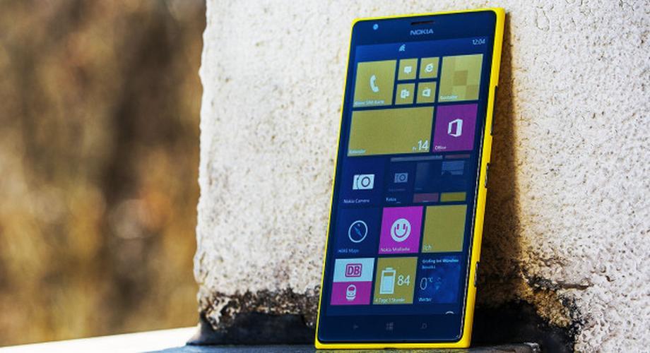 Windows-Riese: Nokia-Phablet Lumia 1520 im Test