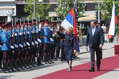 Milorad Dodik Valentina Matvijenko