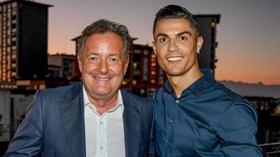 Rape accusation, Arsenal and 8 other things Cristiano Ronaldo said in an interview with Piers Morgan