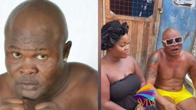 Bukom Banku proposes to girlfriend on Val's Day (video)