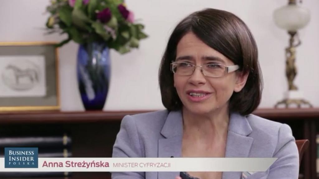 Reportaże Onetu: Buisness Insider - Wywiad z Anną Streżyńską