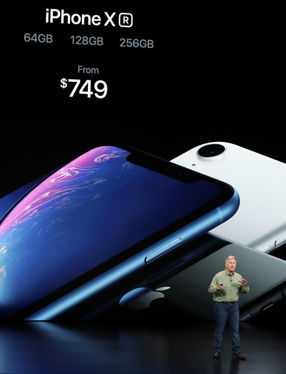 'Epl' predstavio nova tri iPhone modela