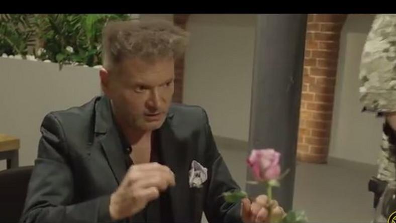 Krzysztof Rutkowski w teledysku