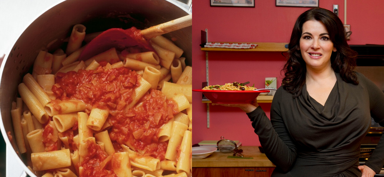 Penne alla vodka / Nigella Lawson / Getty Images