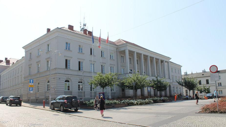 Kielce, Urząd Miasta