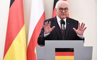 Steinmeier: Cieszę się, że stosunki polsko-niemieckie są tak bliskie, mimo różnic