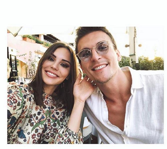 Anja i Hugo Valente