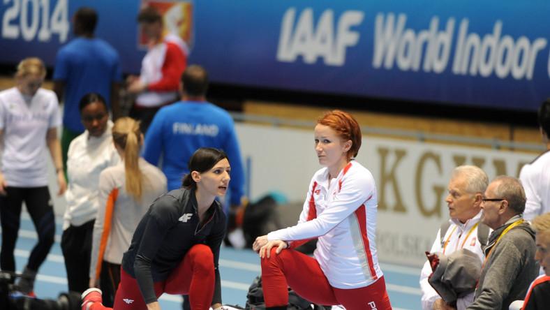 Marta Jeschke i Anna Kiełbasińska