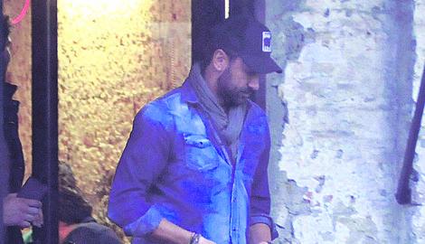 PAPARACO Dok mu bivša žena Adrijana Lima lumpuje sa SRPKINJOM, evo šta Marko Jarić radi u Beogradu!