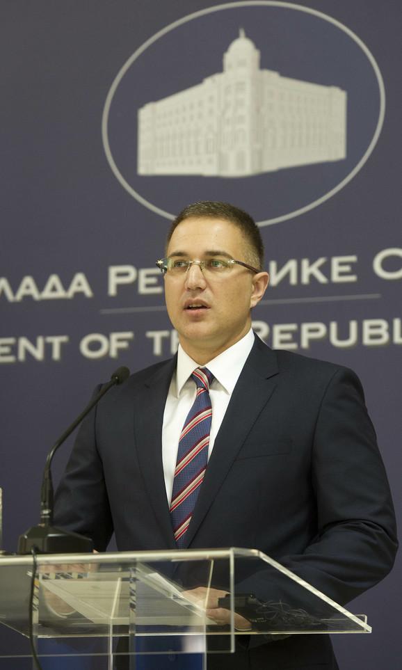 Nebojša Stefanović: Mi smo uvek spremni za izbore, ali je pitanje da li je to u ovom trenutku dobro za Srbiju