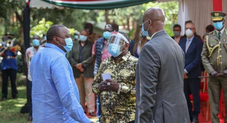 I'm sorry for insulting General Badi - Sonko apologizes after President Uhuru Kenyatta's warning