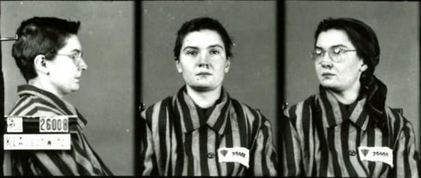 Anna Smoleńska w KL Auschwitz, fot. KL Auschwitz-Birkenau Museum