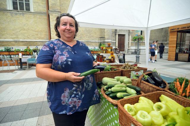 Nada Letić sa porodicom gaji organsko voće i povrće na salašu u Čeneju