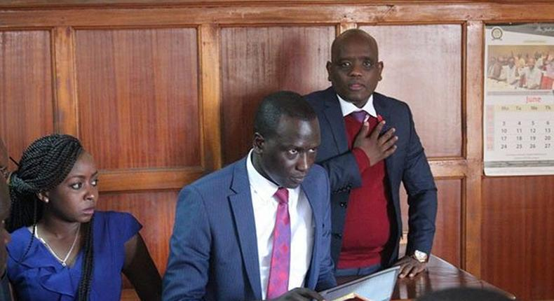 State House Digital Affairs Director Dennis Itumbi released with tough  bail conditions