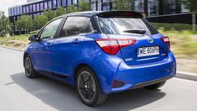 Toyota sprzedała w Europie ponad milion aut. Oto lista japońskich bestselerów