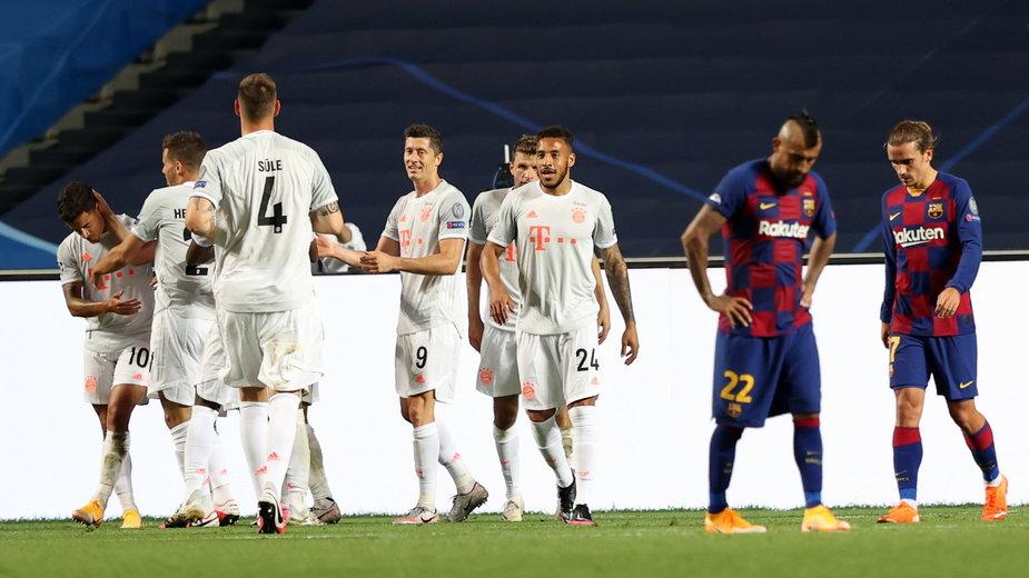 FC Barcelona - Bayern Monachium