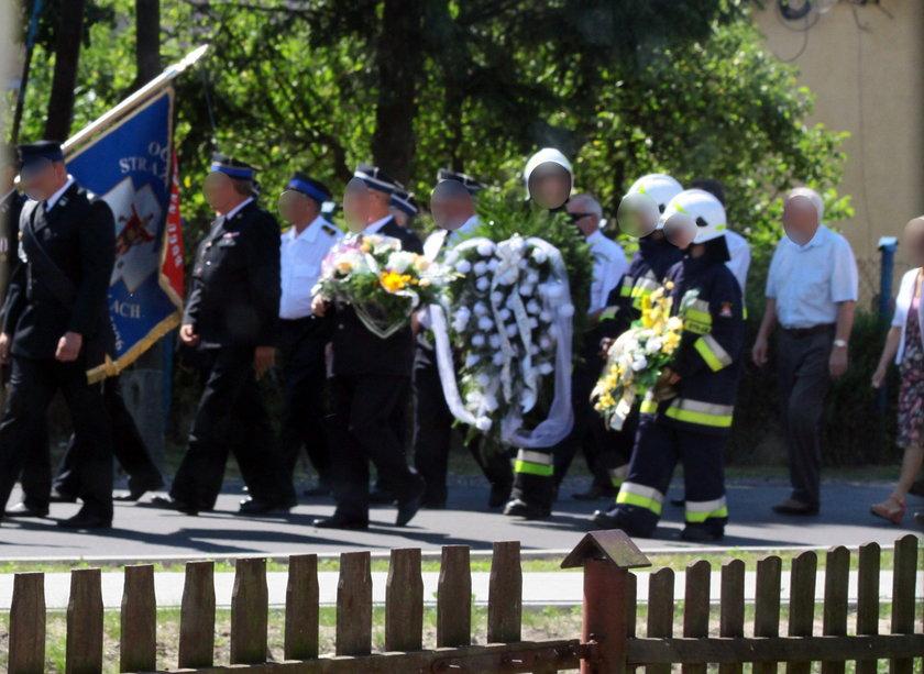 Pogrzeb Andrzeja