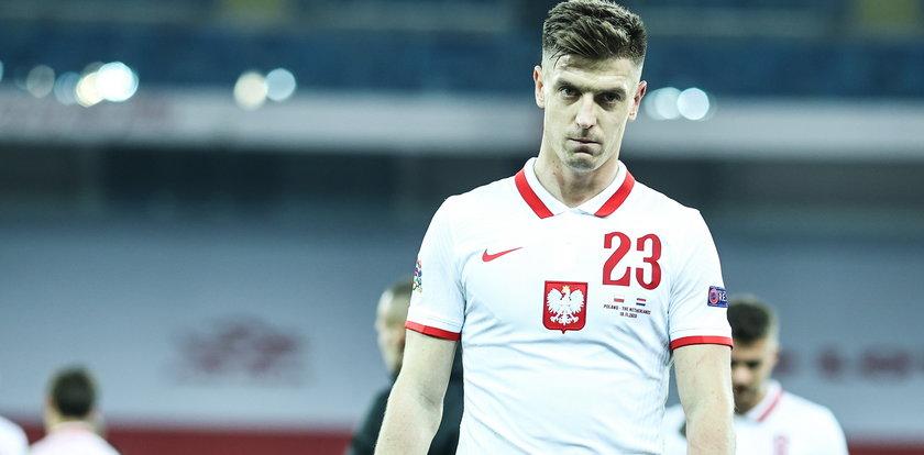 Fatalne wieści. Krzysztof Piątek nie jedzie na Euro!