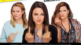 "Mila Kunis, Kristen Bell, Christina Applegate i Jada Pinkett Smith to ""Złe mamuśki"""