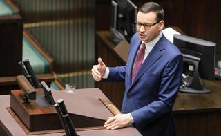 Morawiecki w 'Die Welt': Francja i Niemcy nie dotrzymały obietnicy