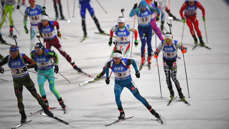 Szef KGB już nie stoi na czele Białoruskiej Federacji Biathlonu