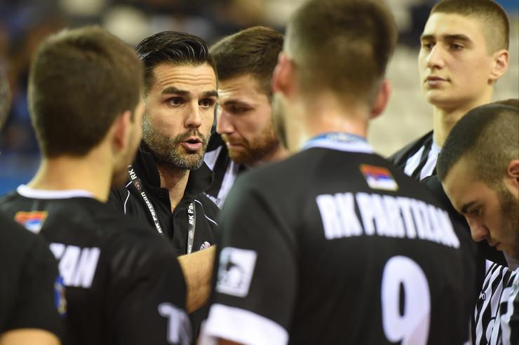 RK Partizan, RK Crvena zvezda