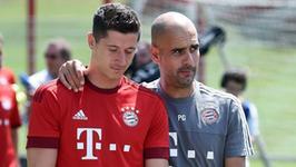 """""""Lewy"""" woli Zidane'a i Kloppa od Guardioli"""