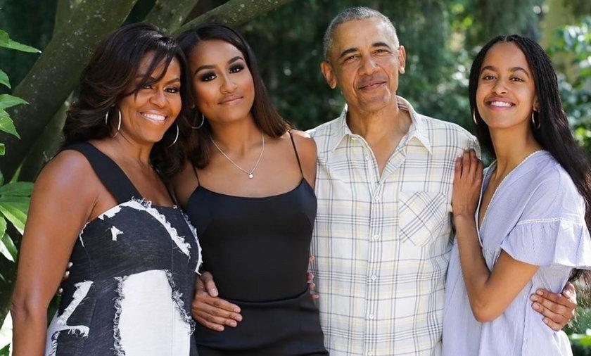 Malia Obama córka Baracka Obamy skończyła 23 lata - zdjęcia.