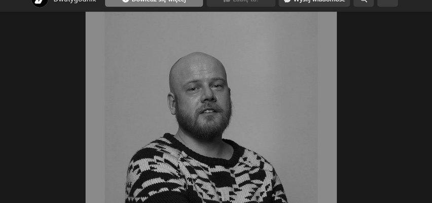 Nie żyje Paweł Soszyńki. Miał 42 lata