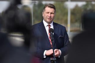 Czarnek: Polska edukacja stoi na dobrym poziomie. Jesteśmy w czołówce, jeśli chodzi o Europę