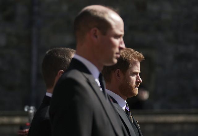 Princ VIlijam i Hari