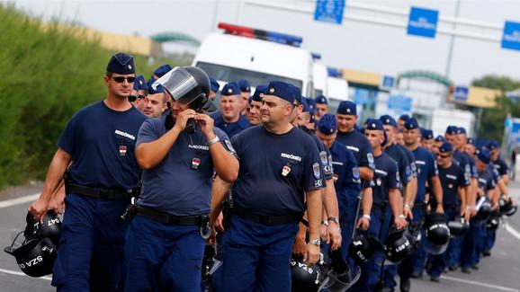 Mađarska policija