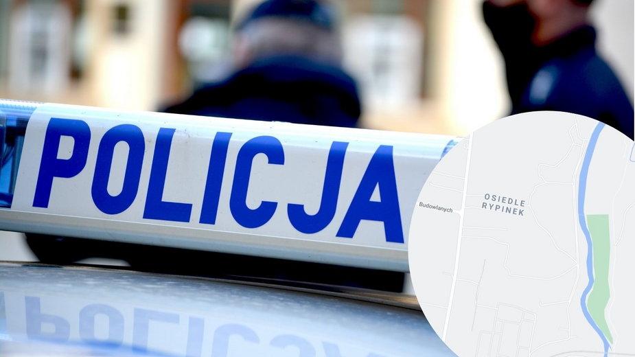 Kalisz: policja ustaliła tożsamość kobiety wyłowionej wczoraj z rzeki Prosny