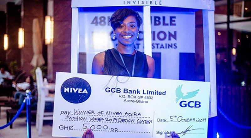 Araba Gyenyame wins NIVEA #NoSOS competition