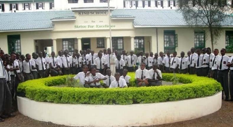 Kisii School Students (File Image)