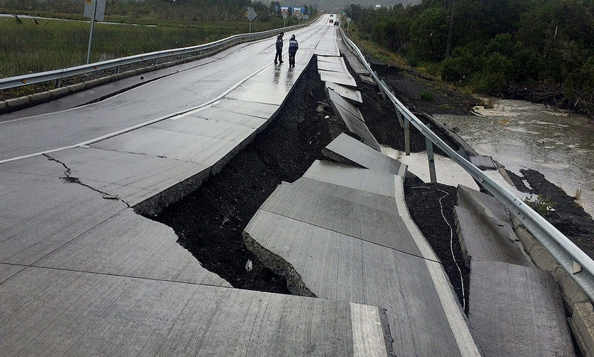 Silne trzęsienie ziemi w greckim kurorcie
