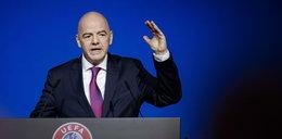 Szef FIFA ostrzegł krajowe federacje przed zbyt wczesnym wznowieniem gry