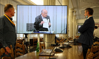 Borowski: Nie da się policzyć głosów przed drugą turą. W Krakowie zajmie to 166 dni